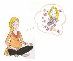 Esta técnica consiste en un conjunto de ejercicios relajantes que mediante el autoconocimiento del propio cuerpo, la respiración abdominal y la evocación de momentos reales sosegados ayuda a recuperar la serenidad perdida para hacer frente no sólo al embarazo, sino también al parto, el posparto y la lactancia.