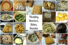 Healthy Recipes to Start 2013 Right!...there are a ton here, entrees, snacks, desserts and breakfast, awesome!