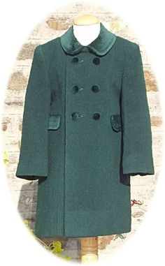 Childs traditional coat in camel | Girls Traditional Classic Wool ...