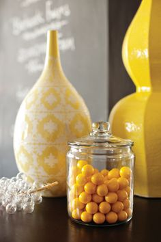 yellow and yellower - Yellow Decor
