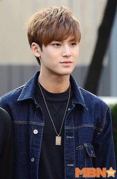 Why they looks so good with denim #MINGYU