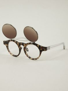 Trendland.com confirms what we at Scheyden Eyewear have been saying for years, flip-ups are uber chic