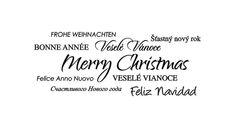 Vianočné priania - texty | Pamas Merry Christmas, Xmas