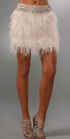 cormorant feather skirt   rated stores to ask how did the ostrich feathered skirtshown