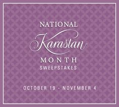 I just entered the #NationalKarastanMonth Sweepstakes for a chance to win one of two amazing cash prizes! Click on this link to enter & get a $1,000 coupon. #LivebeautifullywithKarastan