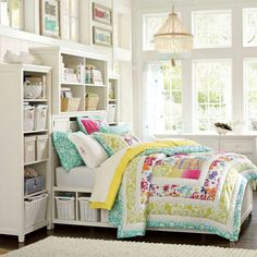 Pin On Beachy Girl S Room Ideas