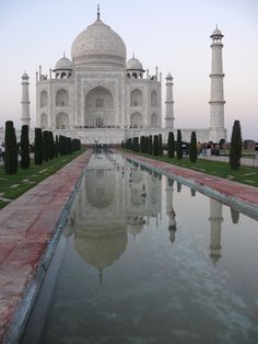 Taj Mahal. Attraction in Agra.  Get insider tips about Taj Mahal from Trippy.com's Agra experts.