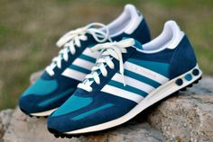 adidas L.A. Trainer Blue / Turquoise