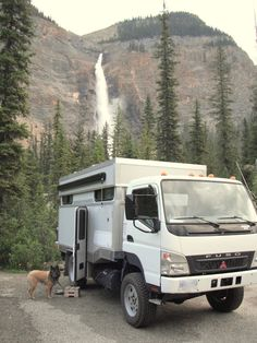 Check this overlanding truck camper out!!!
