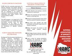 NAMC Brochure