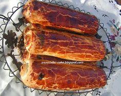 teller-cake: Bejgli ajánlatom: mákos-meggyes, diós-vörösáfonyás és diópános-szilvalekváros