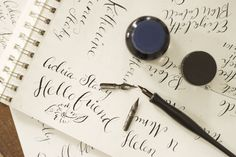 Learning Calligraphy   tips and resources