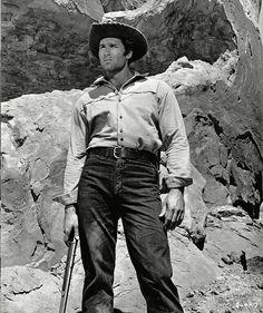 Gold of the Seven Saints (1961) - Clint Walker