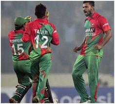 3RD ODI - #banvszim #BANGLADESH 297 / 6 ( 50 / 50 OVERS) #ZIMBABWE 173 / 10 ( 39.5 / 50 OVERS) http://cricketscores.chdcaprofessionals.com/