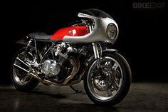 1983 Honda CB900F Bol d'Or custom by Cafe Racer Dreams.