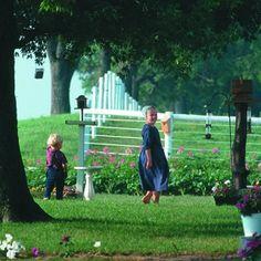 ~  Amish Children~ Sarah's Country Kitchen ~
