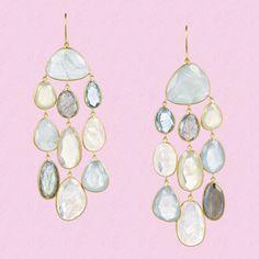 Jellyfish earrings ~ Pippa Small