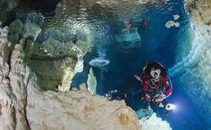 dominican republic caves | Dominican Republic Cave Diving