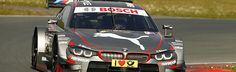 Tom Blomqvist bejubelt ersten DTM-Sieg