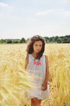 Faustine Flower Dress - Louise Misha Online - Baby, Kids & Teens Webshop…