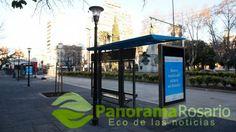 Cómo son los cambios en el transporte tras la remodelación de la plaza Sarmiento
