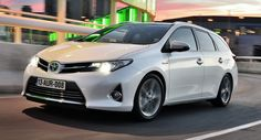 Toyota Auris Touring Sports With Price In UK ~ News