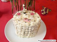 Gâteau roulé vertical au chocolat et mascarpone vanille Coups, Desserts, Vanilla, Chocolates, Truffle, Mascarpone, Tailgate Desserts, Deserts, Postres