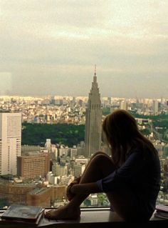 Lost in Translation epic in it's subtly and space, the soundtrack is super complimentary too, beautiful cinematography and great interaction between Scarlett and Bill I love this film whilst many cast aside as boring I think it's a truly great character film.
