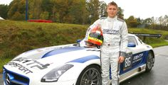 Keine Angst vor Unfällen - Die Chancen stehen nicht schlecht, dass Maximilian Buhk in ein paar Jahren in der Formel 1 fahren wird. Pointer hat den Nachwuchs-Motorsportler getroffen.
