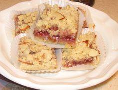 The Kitchen is My Playground: Raspberry-Almond, Caramel-Walnut, & Lemon-Coconut Bars {Party Series 7}
