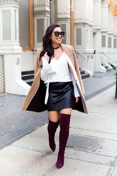 chic winter neutrals