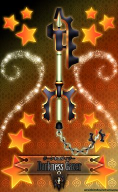 Glimpse of Darkness Keyblade