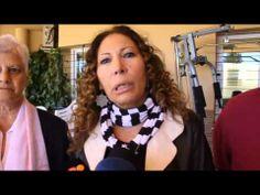 La candidata andalucista al Parlamento Europeo Pilar Távora visita el Centro de Día de Alzheimer