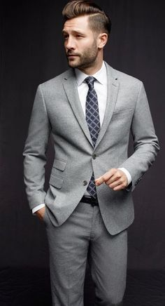The Classic Suit!