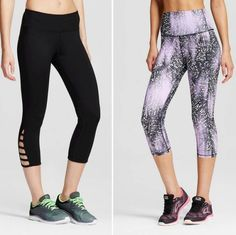 You don't need to spend a bundle on yoga pants. These Target workout tights have many of the same style and tech features as more expensive brands.