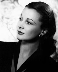 Amazing Eyebrows Vivien Leigh.