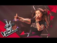 Dilana Smith – Roxanne (The Blind Auditions | The voice of Holland 2016) - YouTube