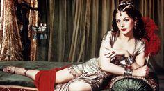 Movie star Hedy Lamarr also helped to invent WiFi networks!   Susan Sarandonis now working on a documentary.