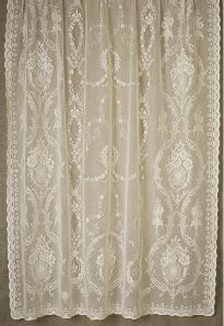 London Lace Curtains - Specializing in the finest Scottish and Madras lace curtains and Curtains.