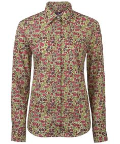 Floral Poppy and Daisy Print Shirt, Liberty London. Shop more Liberty print shirts from the Liberty London collection online at Liberty.co.uk