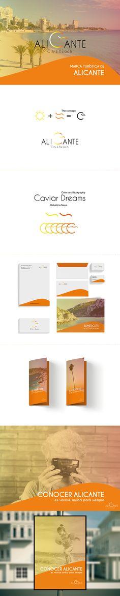 Alicante - Branding Design  #design #mark #brand #logotipe #graphicdesign