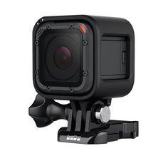 Câmera Digital e Filmadora GoPro Hero5 Session CHDHS-501 Preta – 10MP, Wi-Fi, Bluetooth, À Prova d'água e Vídeo 4K