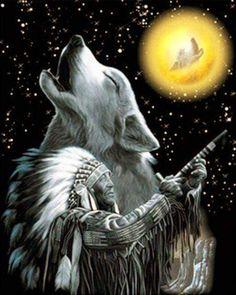 Native American Indian Tribal Wolf Song Square Diamond Painting  #crossstitch #diamondpaintingdiy #diamondpainting #diamondpaintingaddict #5ddiamondpainting #paintwithdiamonds #prettyneatcreative #paintingbynumbers #diamondpaintinglovers