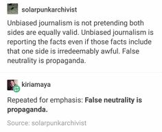 False neutrality is propaganda Intersectional Feminism, Faith In Humanity, Social Issues, Science, Social Justice, Thought Provoking, Real Talk, In This World, Equality