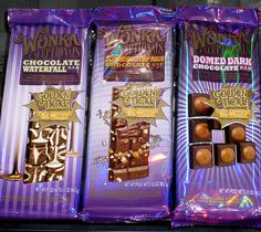 New Wanka Bars!!!!