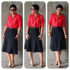 DIY Classic Skirt: PR B3134    Dont Cut Corners