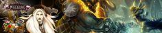 Diseño de banners para la web de juegos de Rol Pastando en Mulgore – Fansite Oficial de World of Warcraft en Español
