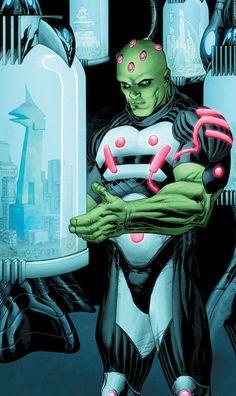 Brainiac...and the bottle city of Kandor
