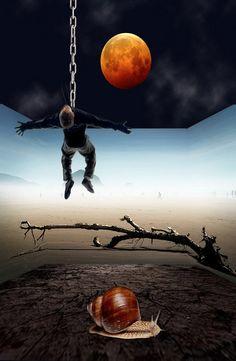 2050 - Surreal Art by Grigoriou panagiotis  <3 <3