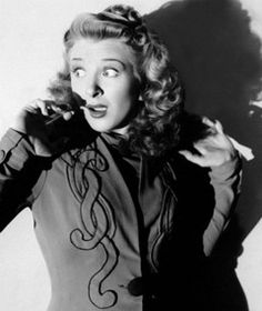 Women In Classic Horror: Evelyn Ankers